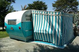 Vintage Travel Trailer Awning Vintage Trailer Awnings From Brown ... Vintage Camper Awning Arched Canopy Bedding Vintage Camper Trailers Magazine Trailers Ten Shops Of Northwest Arkansas Jill D Bell Travel How To Make A Trailer Awning Shasta Awnings 1968 Shasta Loflyte 14ft Vintage Trailer With Sunbrella 46inch Striped And Marine Fabric Outdoor Many Blank Direction Road Sign On Stock Photo 667431541 Shutterstock Tin Painted Entrance Door Canopy Scalloped Awnings Pictures With Shock Fresh Water Tank Size Talk Dream