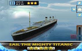 Minecraft Titanic Sinking Animation by Titanic Escape Crash Parking Android Apps On Google Play