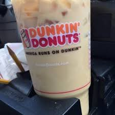 Large Pumpkin Iced Coffee Dunkin Donuts by Dunkin U0027 Donuts 33 Photos U0026 51 Reviews Donuts 10840 Scarsdale