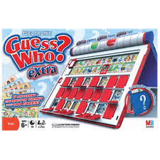 Guess Who Board Game Logo Extra 21 00Guess