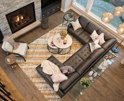 Grey Leather Sectional Living Room Ideas by Top 25 Best Living Room Sectional Ideas On Pinterest Neutral Best