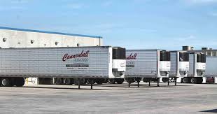 Reefer Vs Dry LTL Shipping | Cannonball Express Transportation