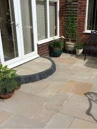 Patio Slabs by Raj Green Sandstone Paving Garden Paving Slabs