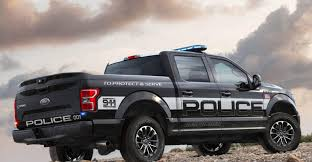 100 Ford Police Truck Jolts Segment With Pickup Option WardsAuto