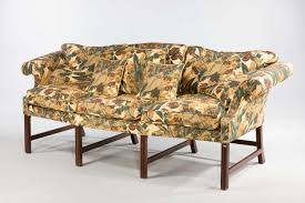 sofas marvelous camelback sofas and loveseats chippendale sofa