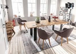 freischwinger und stühle dansk design massivholzmöbel