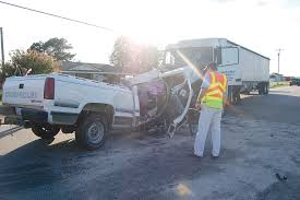 100 Wilson Trucking Company Woman Dies In Headon Crash The Times
