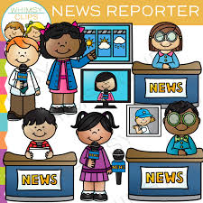 28 Collection Of Kid Reporter Clipart