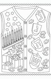 Sweater Coloring Page Ugly Colouring Pages
