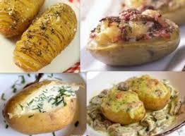 pomme de terre robe de chambre recettes pommes de terre au four le serviettage de nafeuse