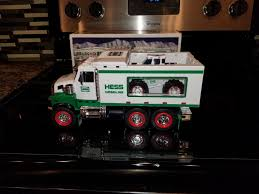 2008 HESS TOY TRUCK AND FRONT LOADER | Hess Trucks By The Year Guide ...