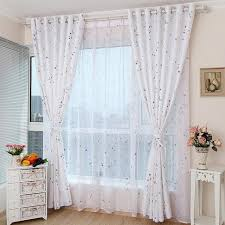 Free Shipping Curtains For Living Dining Kids Child Room Blackout IKEA Bedroom Balcony