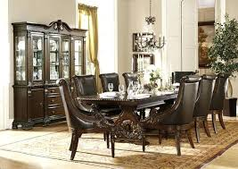 Formal Dining Chairs Room Set Table Setting