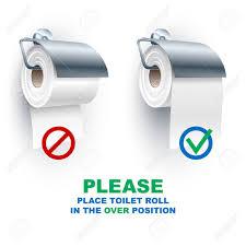 support a papier de toilette le papier de toilette rouleau lieu sur le support dans la sous et