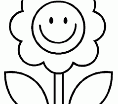 Children Coloring Pages For Kids Flowers On Set Gallery Ideas Another Portion Of 10
