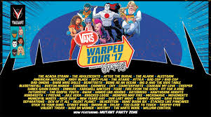 Good Charlotte Dance Floor Anthem Chords by Merriweather Post Pavilion Vans Warped Tour U2013 Presented By