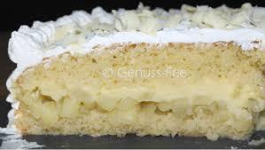 rezept apfel pudding torte