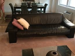 100 Roche Bobois For Sale Leather Sofa And Love Seat For Sale In New York NY