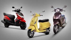 Spec Shootout Yamaha Ray Z Vs Vespa VX Honda Activa I