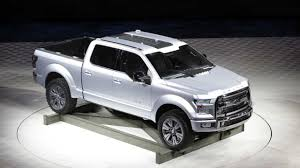 100 Ford Atlas Truck Concept Pickup Brings Fuel Efficiency To F150 Newsday