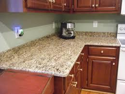 Kitchen Backsplash Pictures With Oak Cabinets by Backsplashes Travertine Subway Tile Backsplash Oak Countertop