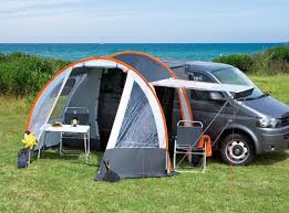 Great Drive Away Awning T4 For Vw T5 Camper Van Parts Camping Pinterest