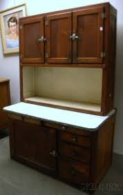 What Is A Hoosier Cabinet Worth by Search All Lots Skinner Auctioneers