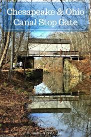 Pumpkin Patch Chesapeake Va by Saturday Postcard Chesapeake And Ohio Canal Stop Gate