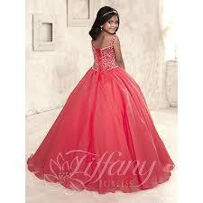 tiffany princess 13453 pageant dress madamebridal com