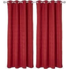 gardinen vorhänge rot zum verlieben wayfair de