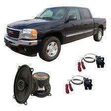 Fits GMC Sierra Classic 2007 Rear Pillar Replacement Harmony HA-R46 ... Fits Dodge Ram Truck 1500 22008 Rear Replacement Harmony Har5 42008 Ford F150 Supercrew Car Audio Profile Alinum Bed Banger Bar 2019 Gmc Sierra First Drive Review Gms New In Expensive Classic 2007 Pillar Har46 2500 0609 Front Door Speakers 2018 Honda Ridgeline Center Console Speaker Tailgate And Chevy Ck Pickup 881994 Dash Spt21gm Alpine Directfit System For Select 072014 Gm Rtle Crew Cab Ridgeland 5 Things To Know About The 2017