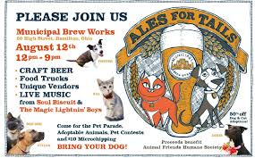 Pumpkin Festival Hamilton Ohio by Ales For Tails Butler County Connect