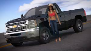 100 Girls On Trucks Pictures Of Chevy Truck Kidskunstinfo