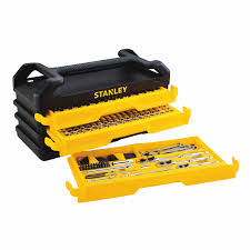 235 pc mechanics tool set stmt80548 stanley tools