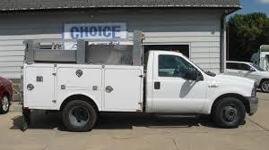 100 Ford Service Truck 2006 F350 XL Stock 160523 Carroll IA 51401