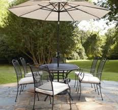 Sears Canada Patio Umbrellas by Sears Outdoor Dining Sets Ideas Sears Outdoor Dining Furniture