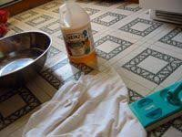 how to clean urine how to clean things