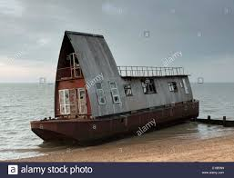 100 House Boat Designs Derelict Boat Medway Ecobarge From Grand Washed Up