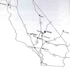 Road Map To Trona