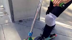 envy scooter deck v4 aos v3 max peters deck snap