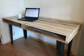 Pallet puter Table and fice Desk