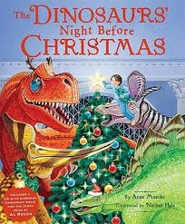 Twas The Night Before Halloween Book by The Dinosaurs U0027 Night Before Christmas By Anne Muecke