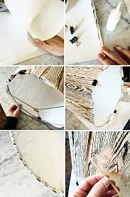 Many People Making Their Own Custom Lampshade From Scratch Gravitate Immediately Toward Fabric To Cover