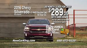 Lease A 2016 Chevy Silverado For Just $289 Per Month! - YouTube Progressive Auto Specials 2 New Used Chevy Vehicles Nissani Bros Chevrolet Cars Trucks For Sale Near Los Angeles Ca 2018 Silverado 1500 Current Lease Offers At Tinney Automotive Truck Best Image Kusaboshicom Miller A Minneapolis Prices Bruce In Hillsboro Or A Car Deals In Miami Autonation Incentives And Rebates Buff Whelan Sterling Heights Clinton Township Month On 2016 Gmc Metro Detroit