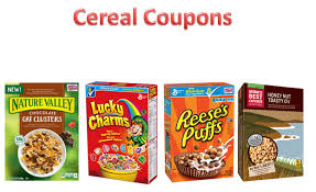 Cereal Coupons Puffs Cookie Crisp Trix Kelloggs And More