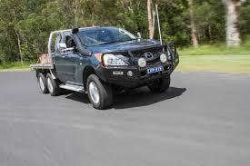100 6x6 Truck Conversion 6X6 Australia Mazda BT50 Review Beats 4X4 Practical Motoring