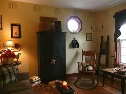 Primitive Living Room Furniture by 128 Best Primitive Living Rooms Images On Pinterest Primitive