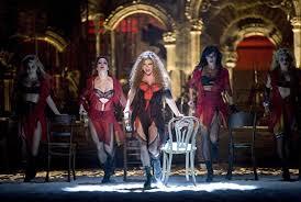stage effeuillage burlesque technique danse cabaret sur chaise