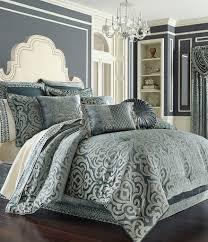 j queen new york sicily puffed damask comforter set dillards