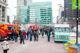 Downtown Street Eats – St. Patrick's Day Edition – After5 Detroit Detroit Deli Food Truck Best Trucks For Weddings Home Delectabowl Monkey Business Roaming Hunger Magnificent Map Chickadee Coney Cruiser Feeds El Taquito Charro On Twitter Come Grab Some Grub From Our Foodtruck At Shredderz Shredderzfood 13 Taco Desnations In Metro Vietnamese Food Trucks T Mobile Phone Top Up